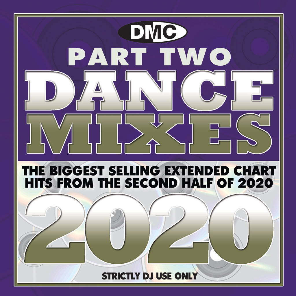 DMC DANCE MIXES 2020 Part 2 - 3 x CD - February 2021 release