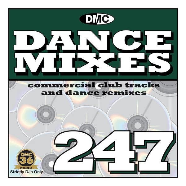 DMC DANCE MIXES 247 - Mid - January 2020