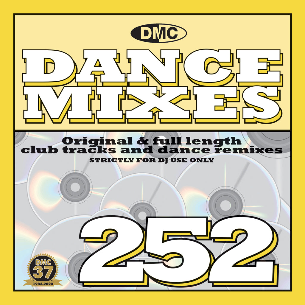 Check Out DMC DANCE MIXES 252  - Original & full length club tracks and dance remixes - April 2020 release On The DMC Store