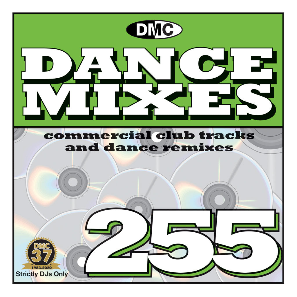 Check Out DMC DANCE MIXES 255 - May 2020 release On The DMC Store