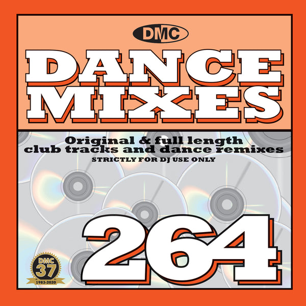 DMC DANCE MIXES 264 - October 2020 release