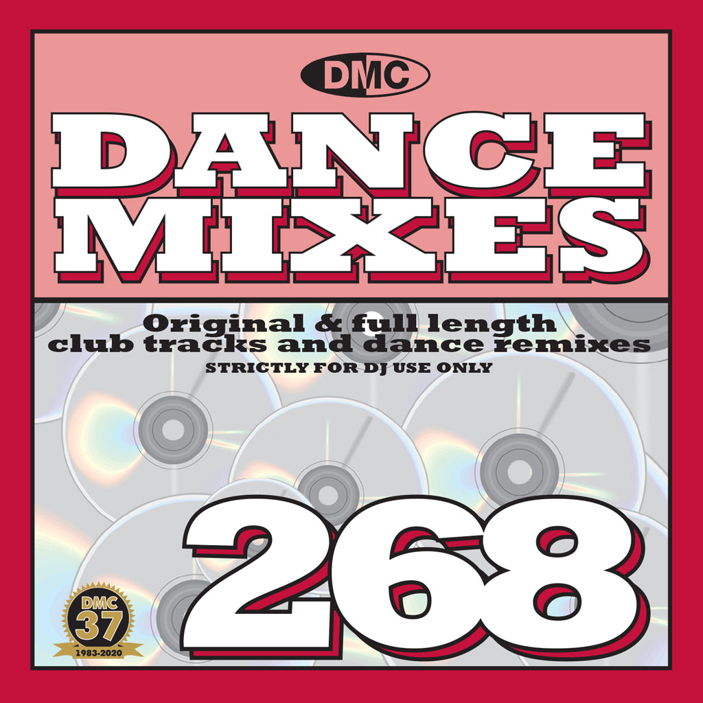 DMC Dance Mixes 268 - December 2020 release