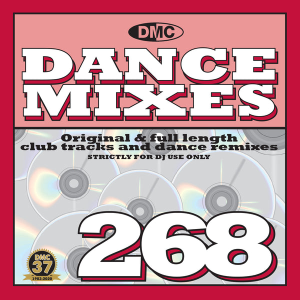 DMC Dance Mixes 268 - December 2020 release - out now