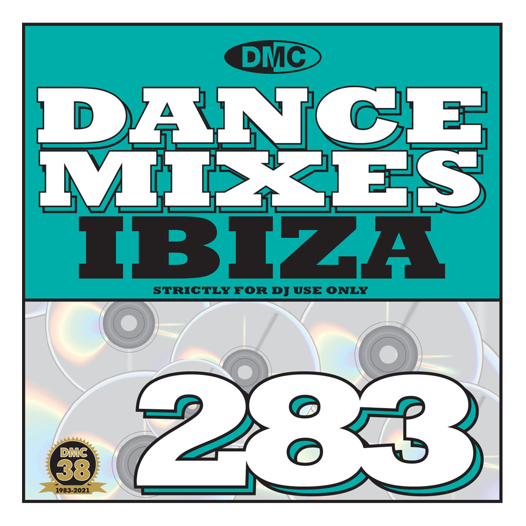 Check Out DMC DANCE MIXES 283 IBIZA - July 2021 Release On The DMC Store