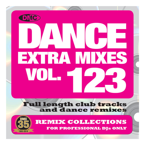DANCE EXTRA MIXES 123 - Mid-Feb 2018
