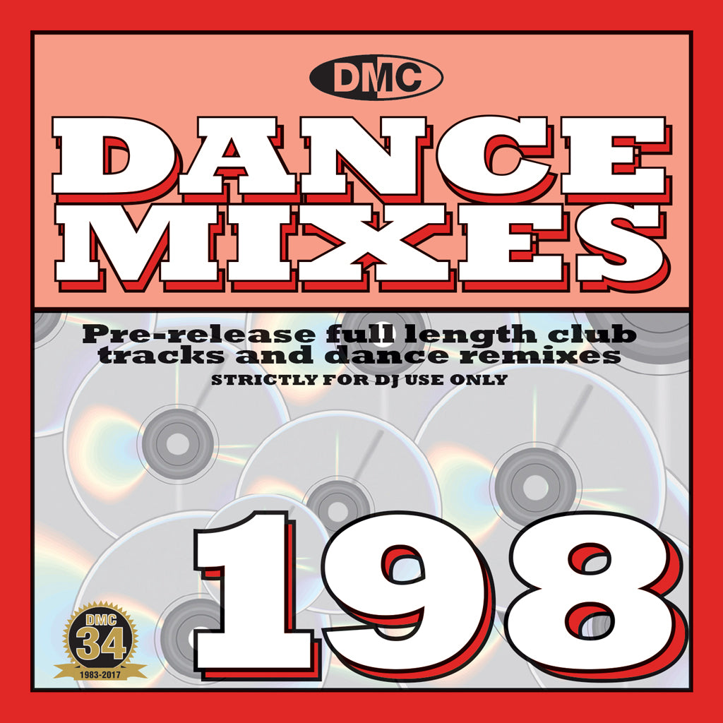 DMC Dance Mixes 198 - Mid Month December 2017