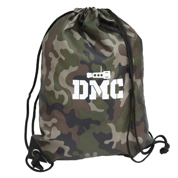 DMC Headshell Wax Sac - Jungle Camo