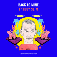 Back To Mine - Fatboy Slim - Double Vinyl - PRE-ORDER - out 6 November 2020