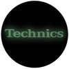 Technics Glow in the Dark slipmats
