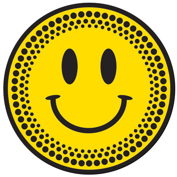 Smiley Platter Slipmat (x2)
