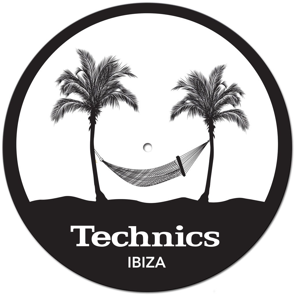 DMC/Technics Ibiza Slipmat (pair)
