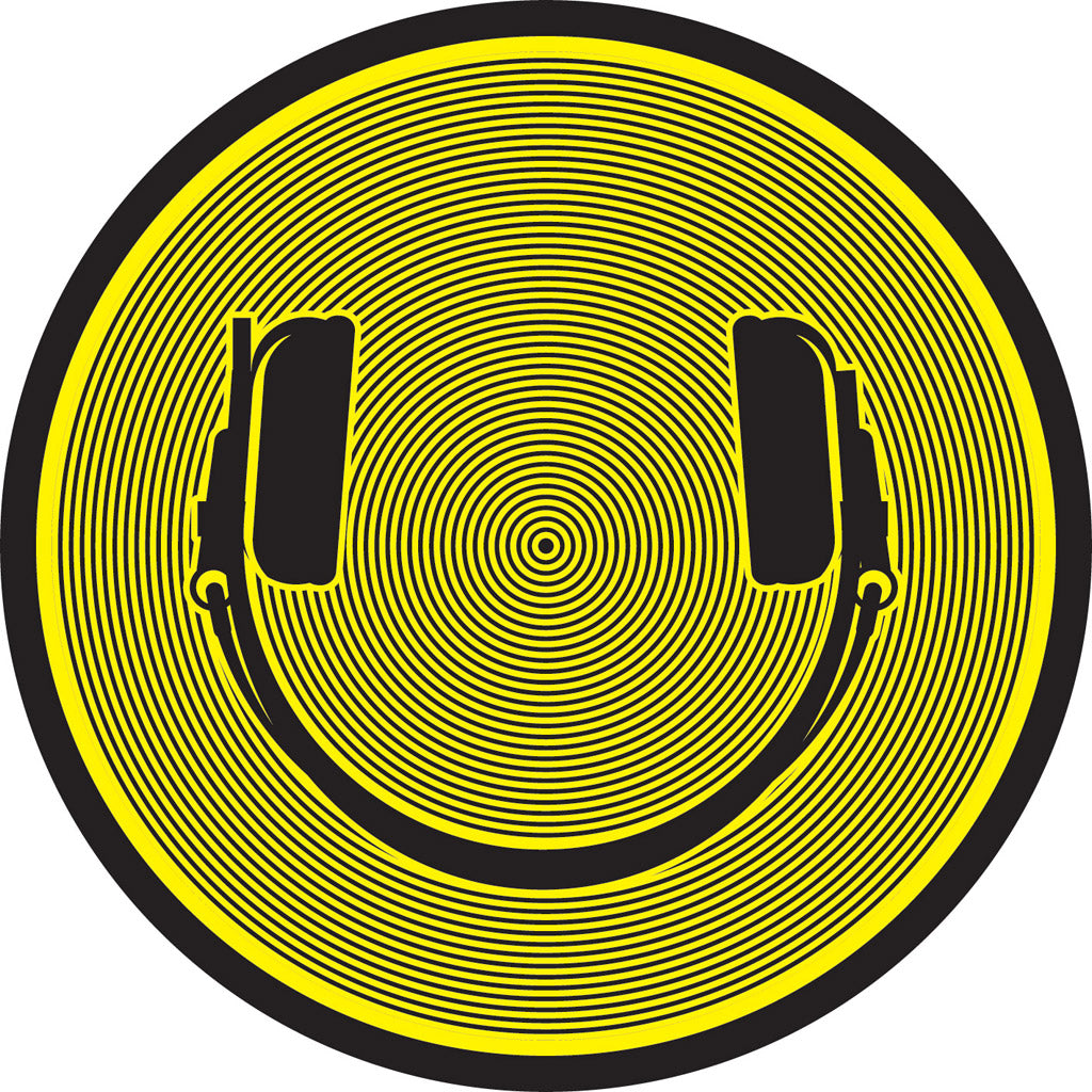 Smiley Slipmat (x2)