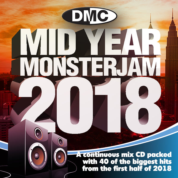 DMC Mid-Year Monsterjam 2018 - July release