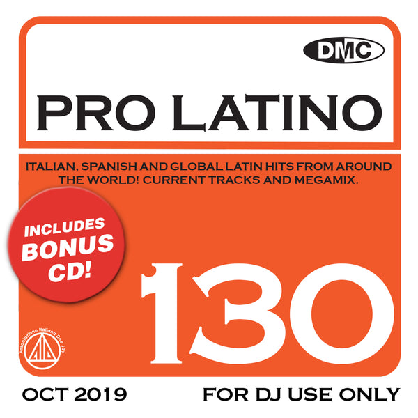 DMC PRO LATINO 130 - released November 2019