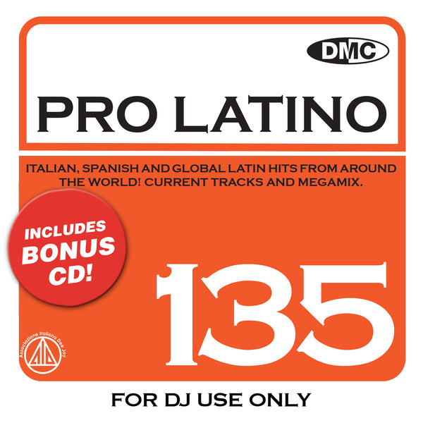 DMC PRO LATINO 135 - May 2020 release
