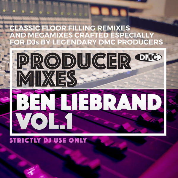 DMC Producer Mixes - Ben Liebrand Vol.1 - November 2019 release