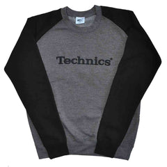 Technics Baseball Sweatshirt