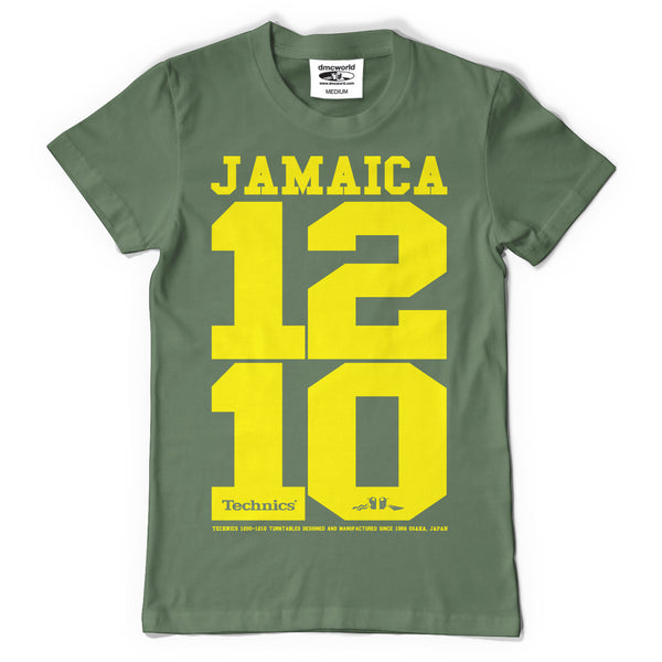 Technics Jamaica 1210 T. Shirt
