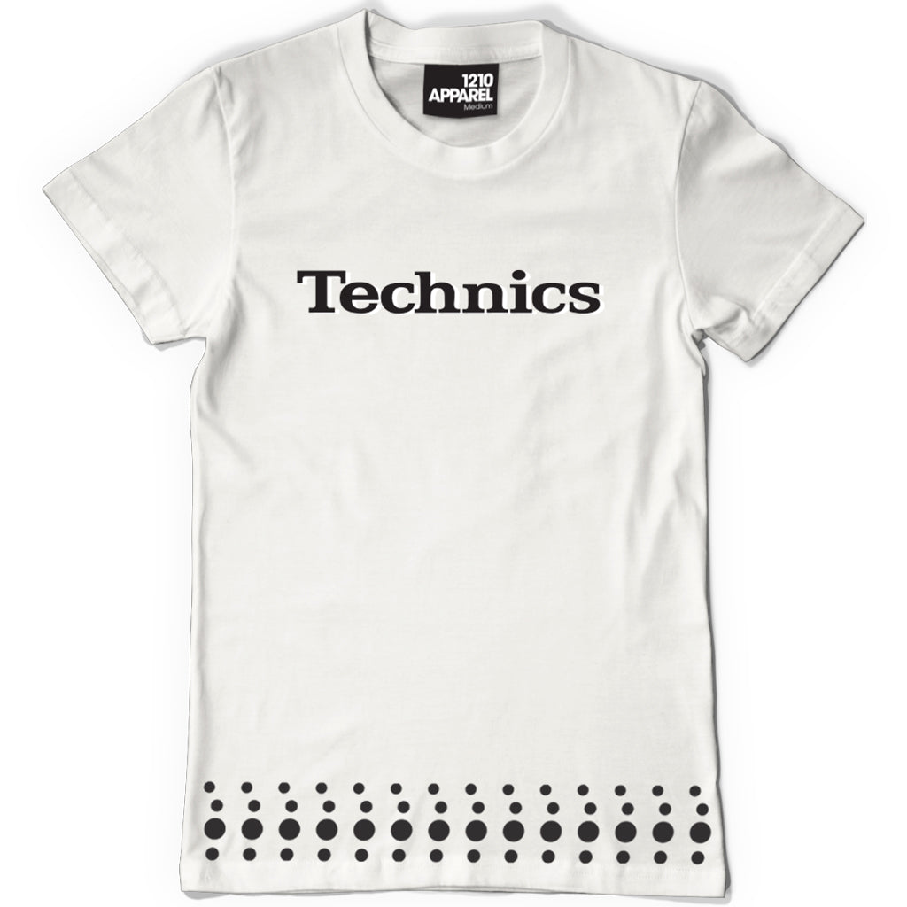 Official Technics Revolving Platter - T-shirt