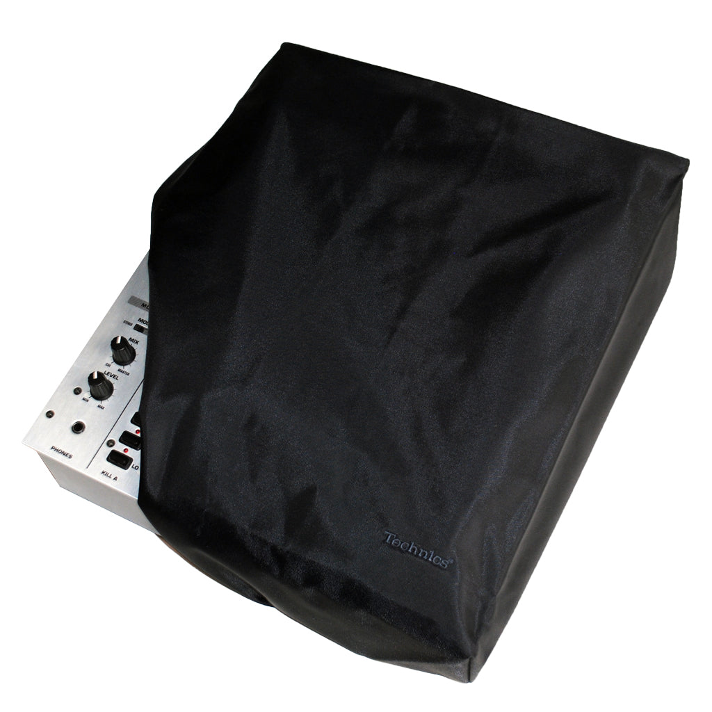 Check Out DMC Technics Universal Mixer Cover / CD Player  - Black with BLACK embroidery - NEW IN On The DMC Store