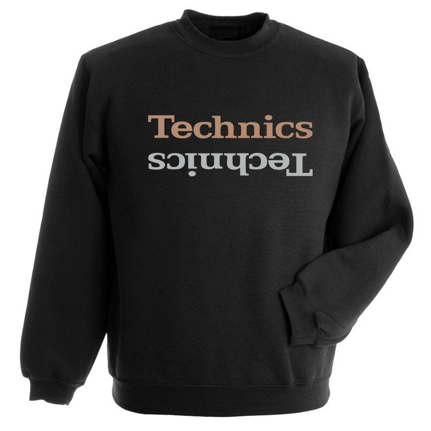 Check Out Technics Limited Edition Sweatshirt On The DMC Store