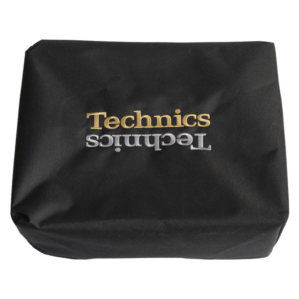DMC Technics Classic Deck Cover - Gold/Silver Embroidery