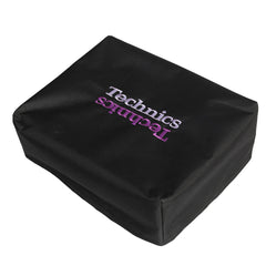 DMC Technics Classic Deck Cover - Purple/Mauve Embroidery