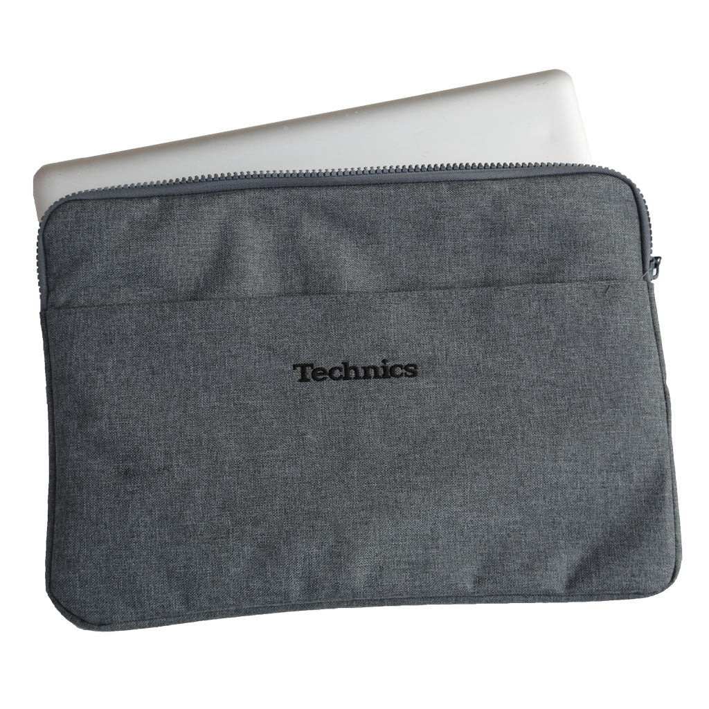 """Check Out Technics 15"""" Laptop Case (grey marl) On The DMC Store"""