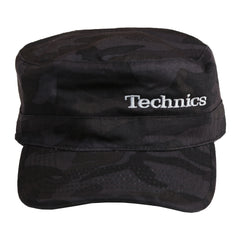 Technics Army Cap (Midnight Camo)