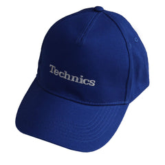 Technics Embroidered Cap (Royal Blue)