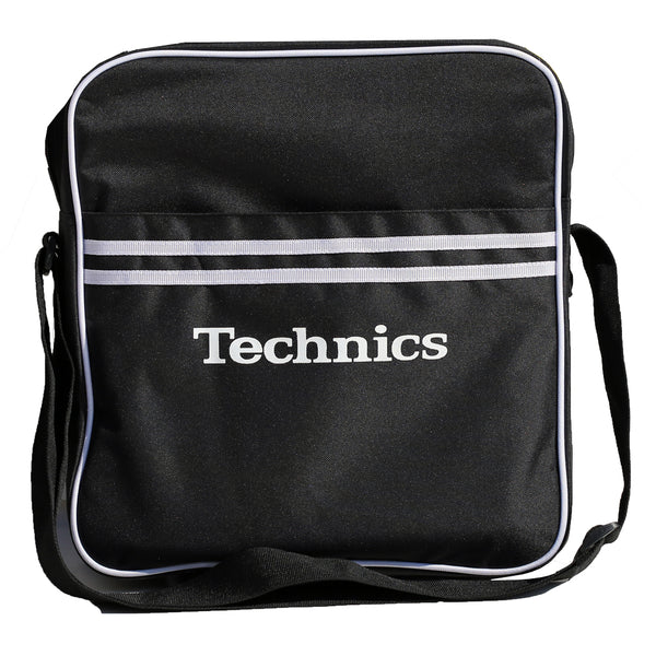 Technics Retro DJ Bag - Black