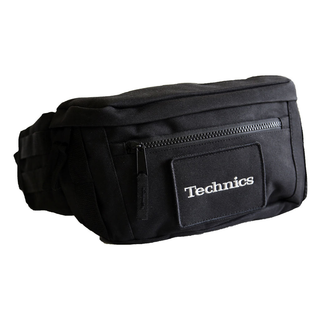 Check Out Technics Utility Shoulder/Waist Pack - NEW On The DMC Store