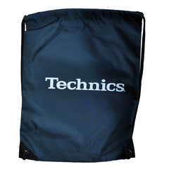 Technics Wax Sac  - Navy with White Logo