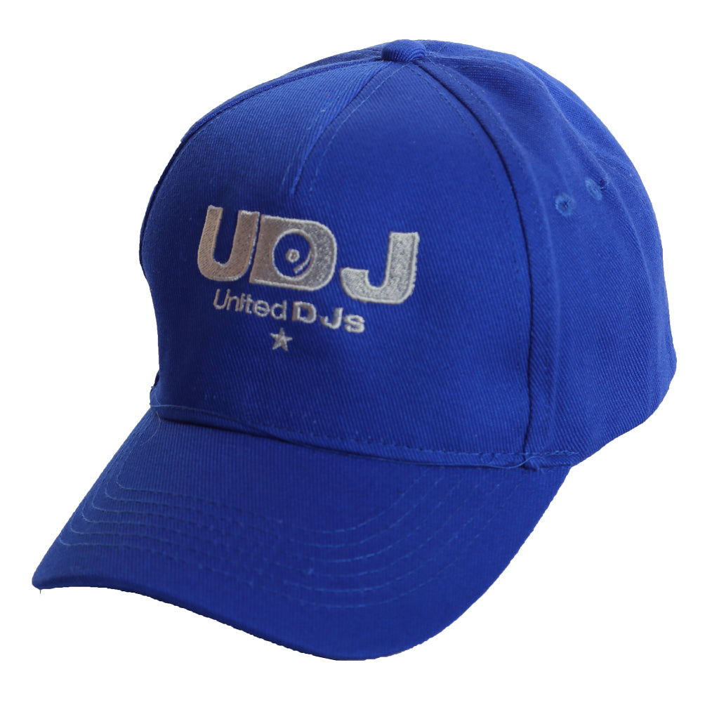United DJ Baseball Cap - royal blue
