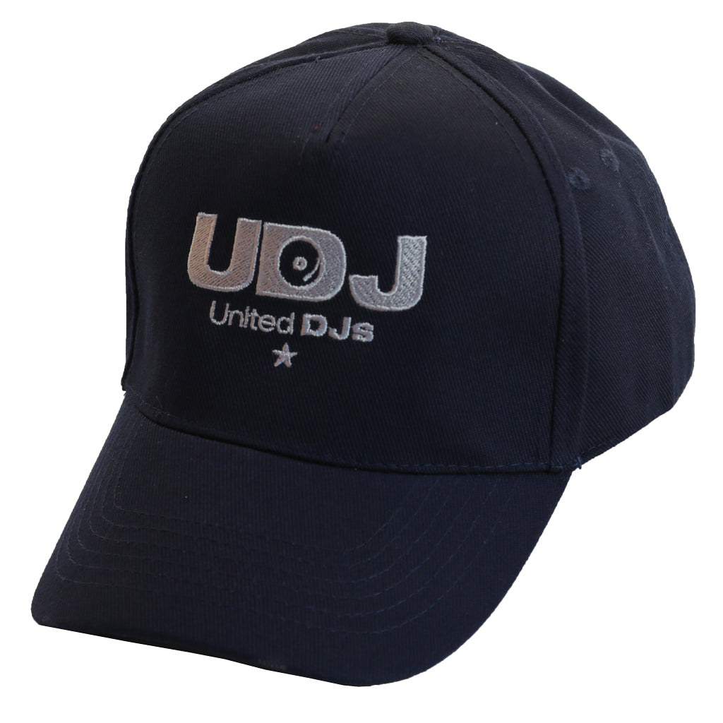 United DJ Baseball Cap -navy