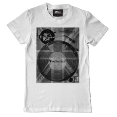 Technics Union Deck T-shirt