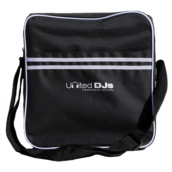 United DJs Retro DJ Bag - Black