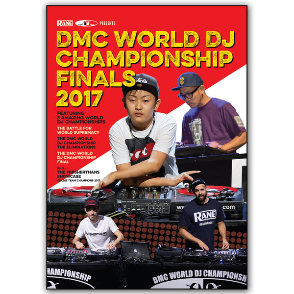DAY 2 Offer - DMC 2017 WORLD DJ CHAMPIONSHIPS DVD