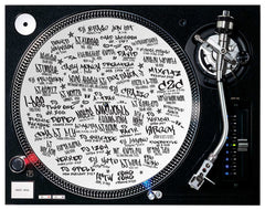 DMC WORLD CHAMPIONS SLIPMATS (PAIR)
