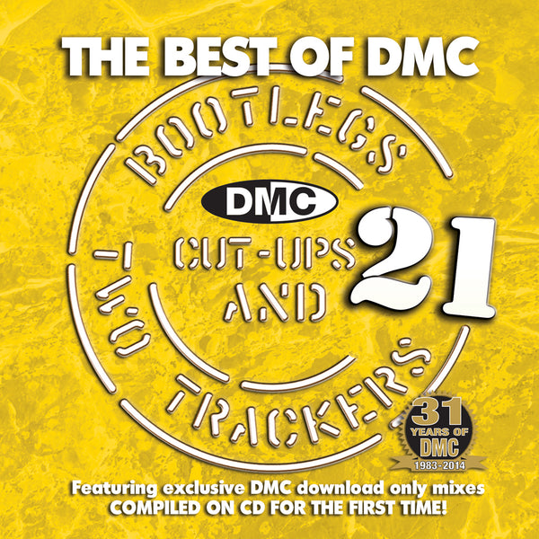 DMC BOOTLEGS 21 - Bootlegs Cut-Ups & Two Trackers - New Release