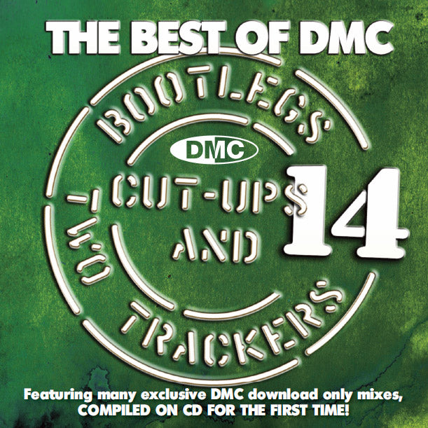 The Best Of DMC... Bootlegs, Cut-Ups And Two Trackers Vol 14