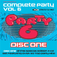 Complete Party Vol 6 - Disc One