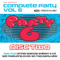 Complete Party Vol 6 - Disc Two