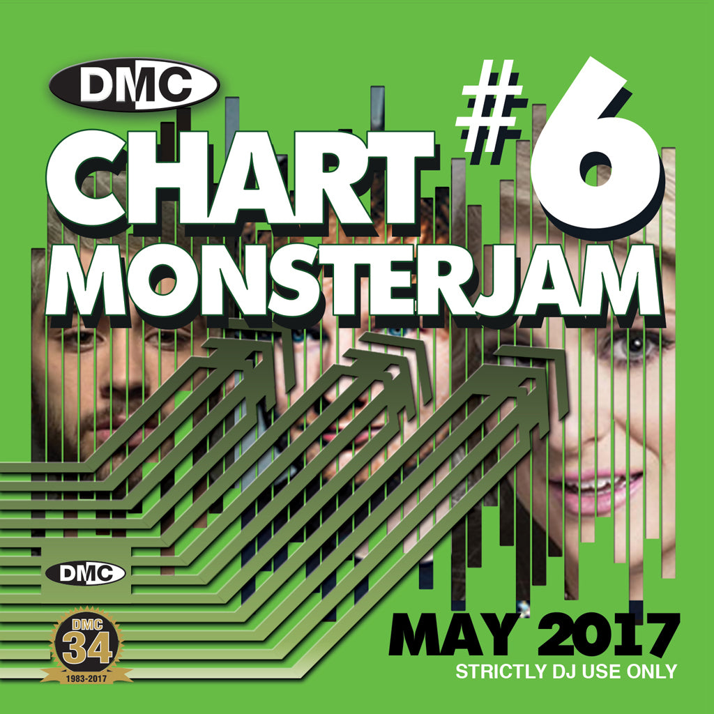 DMC Chart Monsterjam 6 - May 2017 release