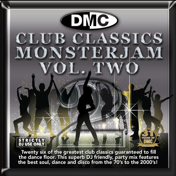 DMC Club Classic Monsterjam Vol 2 - New release