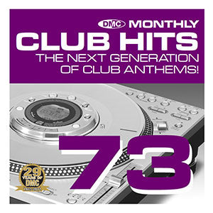 DMC Club Hits 73 - New Release