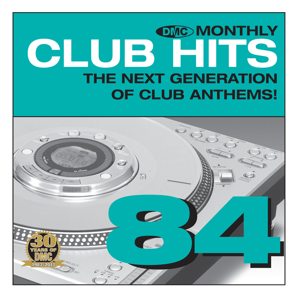 DMC Club Hits 84 - New Release