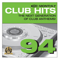 DMC Club Hits 94 - Mid Month - New Release