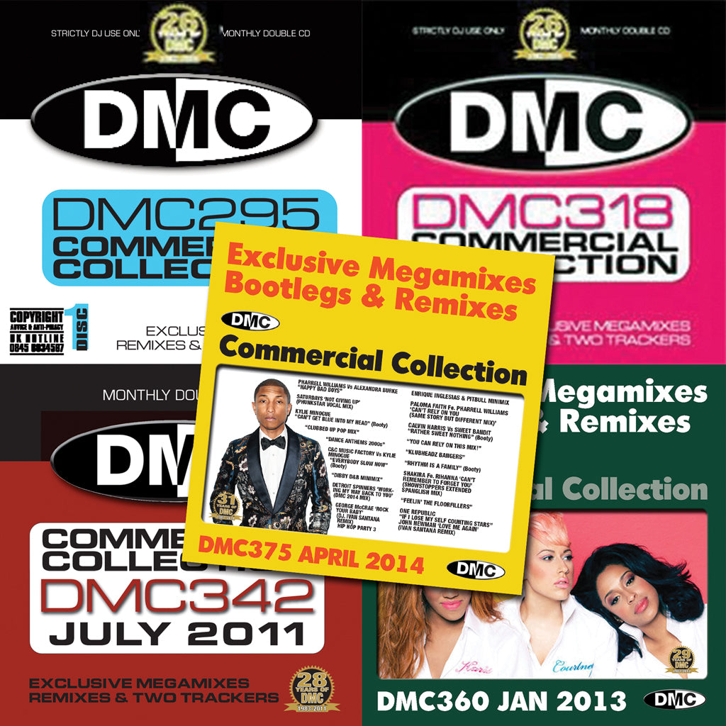 DMC COMMERCIAL COLLECTION OFFER 38