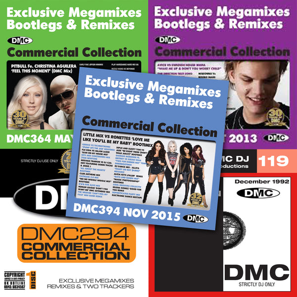 DMC COMMERCIAL COLLECTION OFFER 50